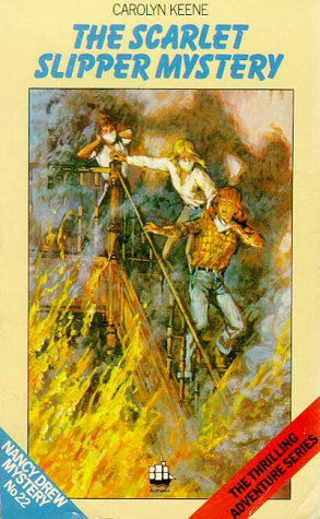 9780006917281: The Scarlet Slipper Mystery (Nancy Drew mysteries)