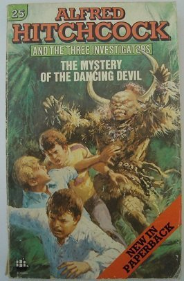 9780006917342: Mystery of the Dancing Devil (Alfred Hitchcock Books)