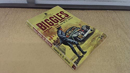 9780006917960: BIGGLES DEFIES THE SWASTIKA