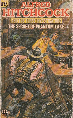 9780006918059: Secret Phantom Lake Ah19 3in