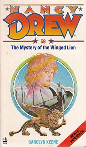 9780006918462: Mystery of the Winged Lion