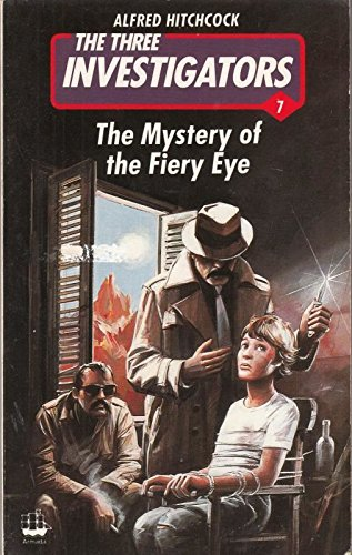 9780006918646: Alfred Hitchcock and the Three Investigators in the Mystery of the Fiery Eye