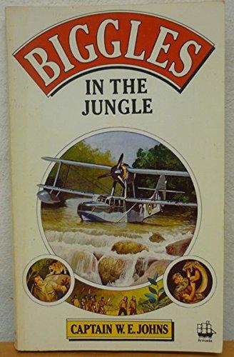 9780006918691: Biggles in the Jungle