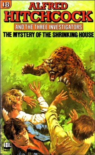 9780006918707: The Mystery of the Shrinking House (Alfred Hitchcock & The Three Investigators)