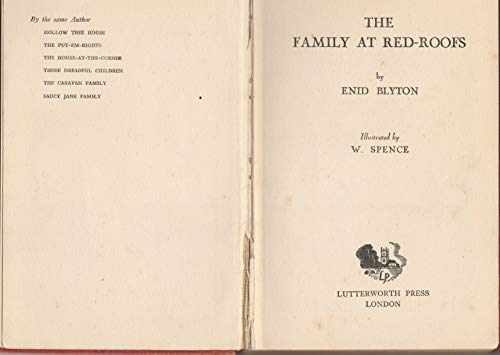 9780006918714: Family at Red Roof EB
