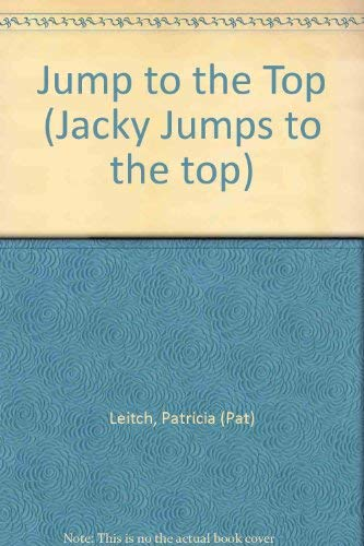 9780006918868: Jump to the Top (An Armada pony book)