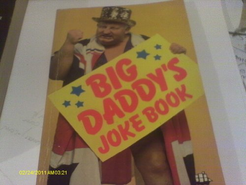 9780006919087: Big Daddy's Joke Book
