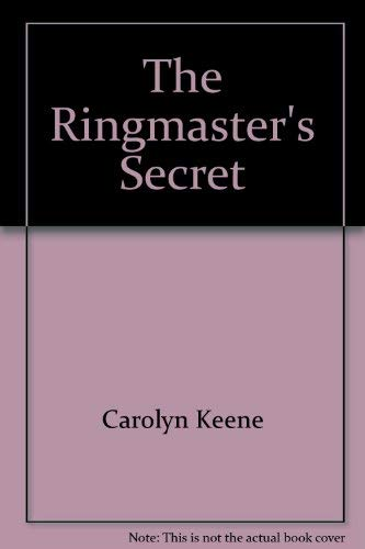 9780006919100: Ringmaster's Secret (The Nancy Drew mystery stories)