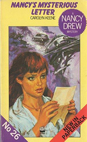 9780006919162: Nancy's Mysterious Letter (Nancy Drew, Book 8)