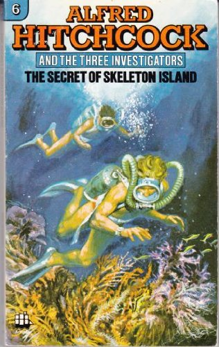 9780006919186: The Secret of Skeleton Island (Alfred Hitchcock and The Three Investigators #6)
