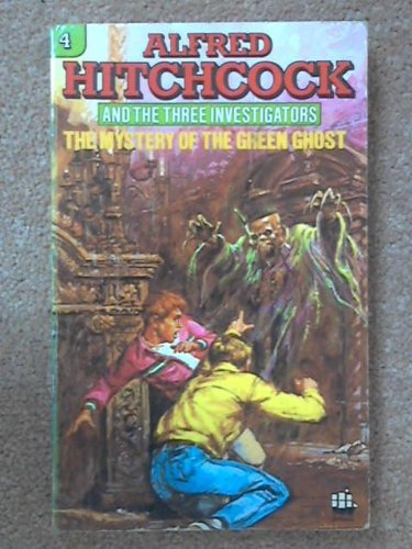 9780006920137: Alfred Hitchcock and the Three Investigators in the Mystery of the Green Ghost