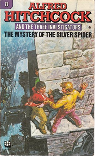 9780006920588: Mystery of the Silver Spider