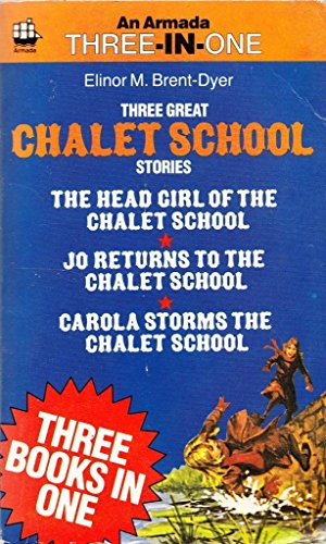 9780006920748: Three Great Chalet School Stories: