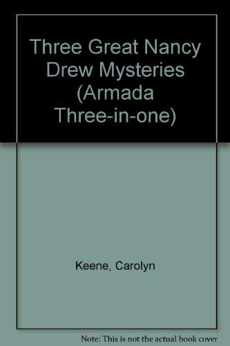 9780006920779: The Password to Larkspur Lane/The Clue of the Broken Locket/The Clue of the Leaning Chimney (Nancy Drew, Book 10,11 & 26) (Armada 3-in-1)