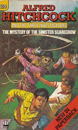 9780006921028: Mystery of the Sinister Scarecrow (Alfred Hitchcock Books)