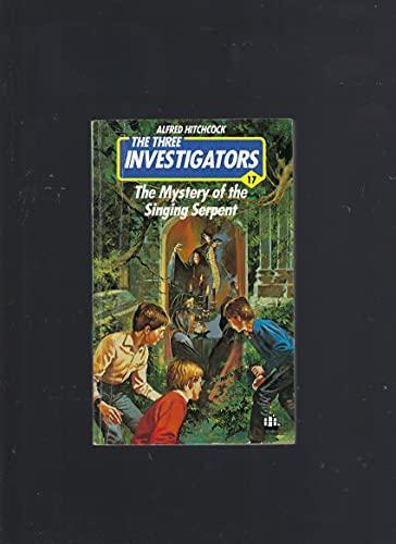 9780006921059: The Singing Serpent (Three Investigators Mysteries)
