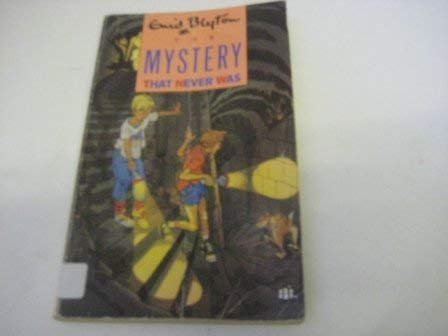 9780006921509: The Mystery That Never Was