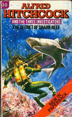 9780006921530: The Secret of Shark Reef (Alfred Hitchcock and the Three Investigators)