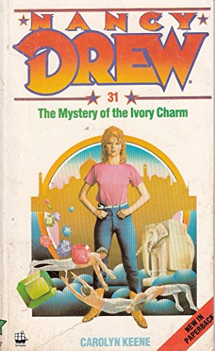 9780006921578: The Mystery of the Ivory Charm (Nancy Drew, Book 13)