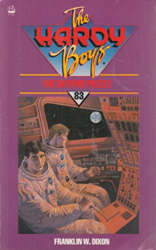 9780006921868: The Skyfire Puzzle (Hardy Boys Digest, Book 85)
