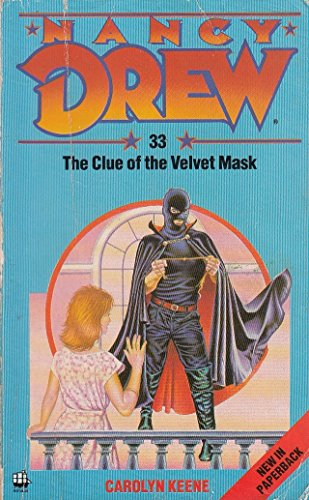9780006923114: The Clue of the Velvet Mask (Nancy Drew mysteries)