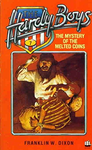 9780006923510: The Mystery of the Melted Coins (Hardy Boys Mystery Stories)