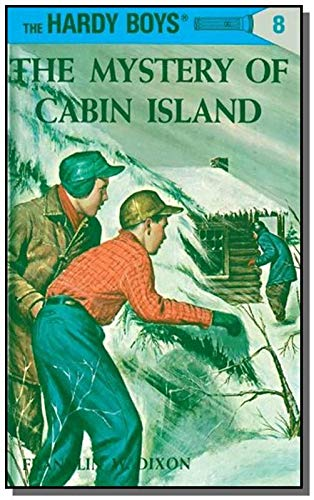 9780006923732: The Mystery of Cabin Island (Hardy Boys Mystery Stories)
