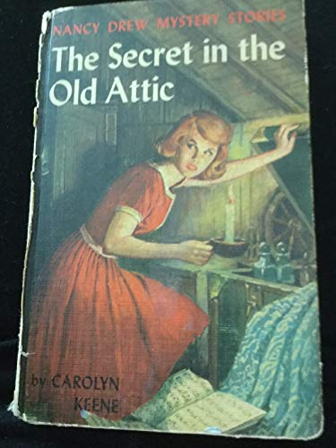 9780006923749: The Secret in the Old Attic (Nancy Drew, Book 21)