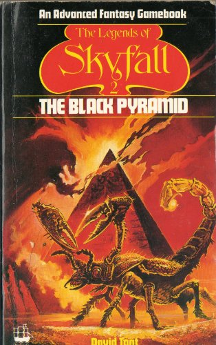 9780006923862: The Legends Of Skyfall 2: The Black Pyramid