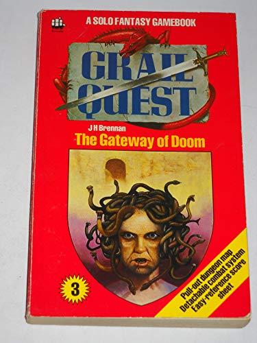 9780006924036: Grail Quest: Gateway of Doom Bk. 3 (A Solo fantasy gamesbook)