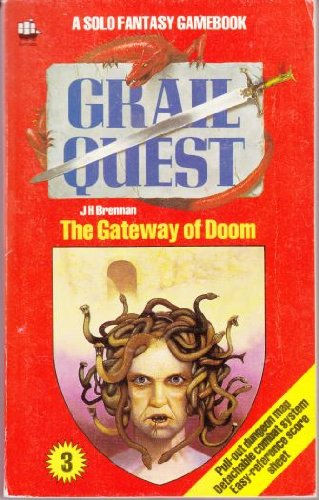 9780006924036: Grail Quest.Bk.3: Gateway of Doom