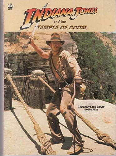 9780006924050: Indiana Jones and the Temple of Doom (Storybook)