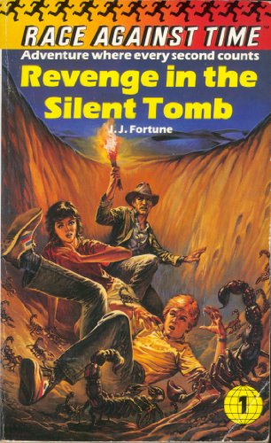 9780006924197: Revenge in the Silent Tomb (Race Against Time)