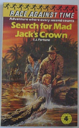 9780006924227: Search for Mad Jack's Crown (Race Against Time)