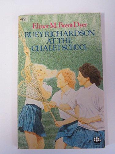9780006924395: Ruey Richardson at the Chalet School