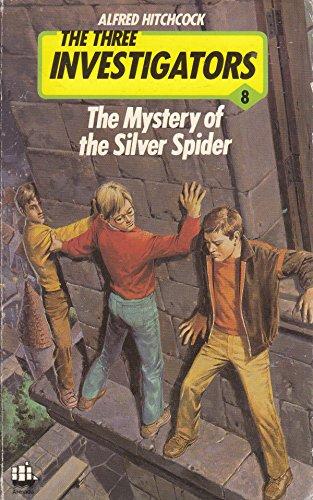 9780006924432: The Silver Spider (3 Investigators Mysteries)