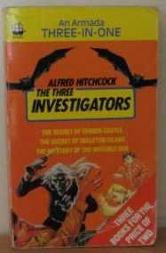 9780006924487: Hitchcock, Alfred, Three-in-one Book (Terror Castle, Skeleton Island & Invisible Dog)