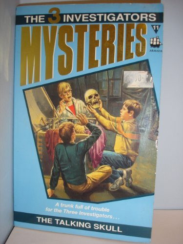 9780006924913: The Talking Skull (3 Investigators Mysteries)
