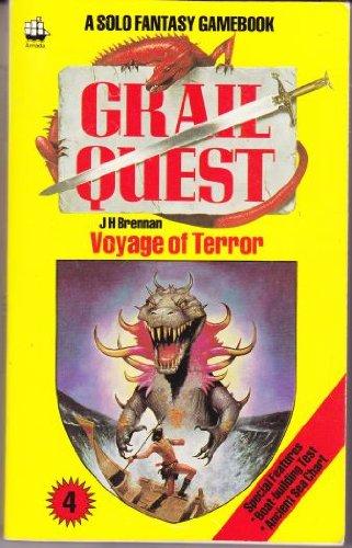 Grail Quest: Voyage of Terror Bk. 4: Brennan, James Herbert