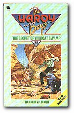 9780006925033: The Secret of Wildcat Swamp (Hardy Boys, Book 31)