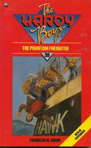 9780006925088: The Phantom Freighter (Hardy Boys, Book 26)