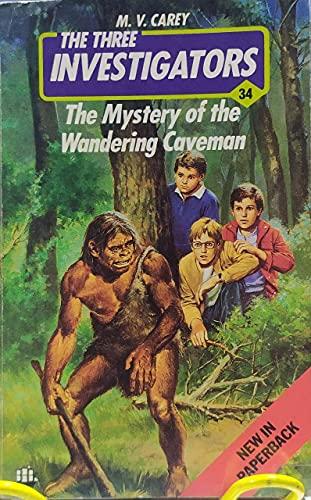 9780006925095: The Mystery of the Wandering Caveman (The Three Investigators)