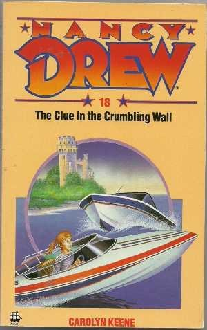 9780006925125: The Clue in the Crumbling Wall (Nancy Drew, Book 22)