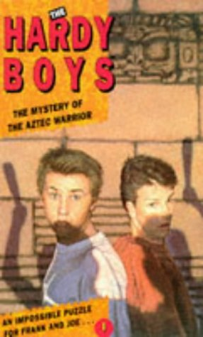 9780006925194: The Mystery of the Aztec Warrior (Hardy Boys, Book 43)