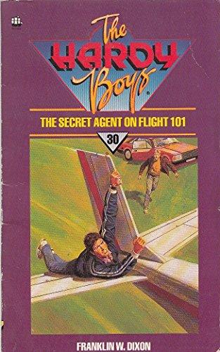 9780006925217: The Secret Agent on Flight 101 (Hardy Boys Mystery Stories)