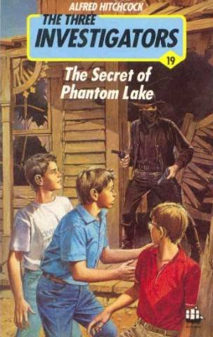 9780006925231: The Secret of Phantom Lake (Alfred Hitchcock - The Three Investigators Series)