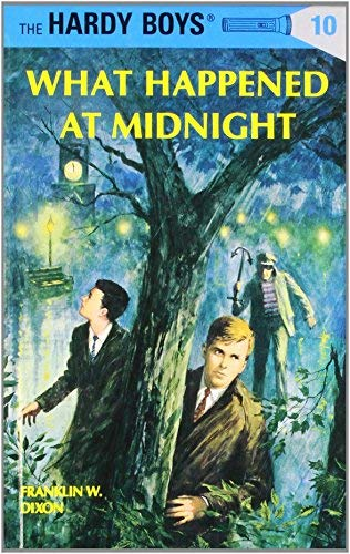 9780006925248: What Happened at Midnight? (Hardy Boys, Book 10)