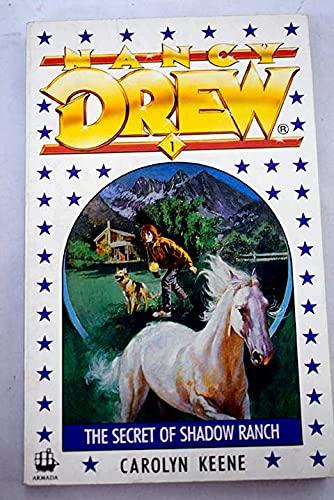 9780006925262: The Secret of Shadow Ranch (Nancy Drew, Book 5)
