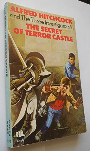 9780006925996: The Secret of Terror Castle (The Three Investigators)