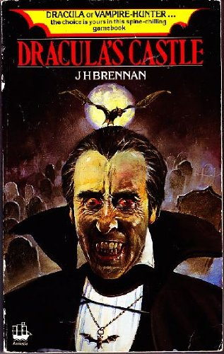 9780006926788: Dracula's Castle (Horror Classic Gamebook)